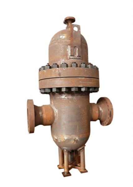 激冷水过滤器(半成品)