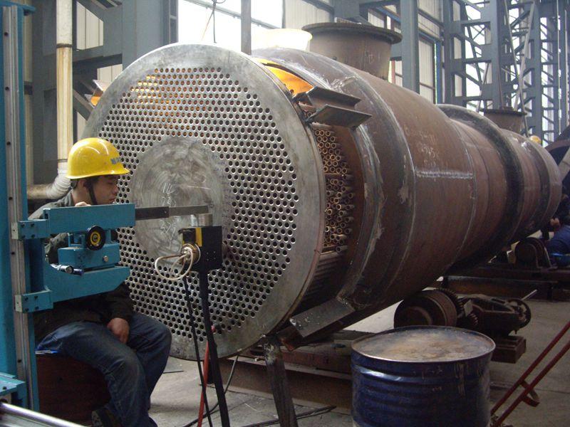 低压反应水冷凝器(内孔焊)