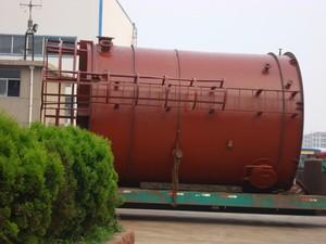 187吨加氢前反应器