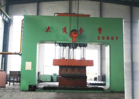 2000吨压力机